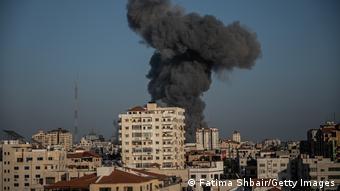 Έκρηξη στη Λωρίδα της Γάζας