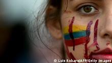 Bildergalerie Kolumbien Proteste