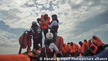 Europa | Seenotrettung im Mittelmeer