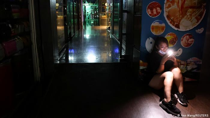 5月13日,台湾再次出现无预警大停电现象,846万户受到影响。