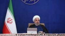 Iran Tehran | Iranischer Präsident | Hassan Rouhani