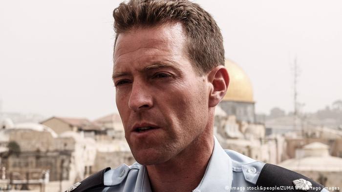 Micky Rosenfeld, der Sprecher der Polizei, findet düstere Worte zur Beschreibung der Lage in Israel selbst