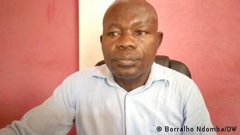 Angola Luanda | Gewerkschaft CGSILA | Francisco Jacinto