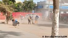 Angola Luanda | Sanitärarbeiter | Provinz Kwanza Sul