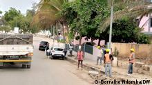 Angola Luanda | Bauarbeiter | Provinz Kwanza Sul