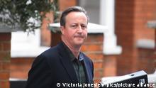 Großbritanien I David Cameron