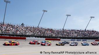 Этап NASCAR в штате Южная Каролина