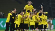 Fußball: DFB-Pokal Finale I RB Leipzig vs Borussia Dortmund