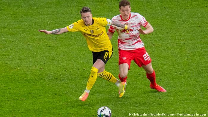 Fußball: DFB-Pokal Finale I RB Leipzig vs Borussia Dortmund | Marco Reus
