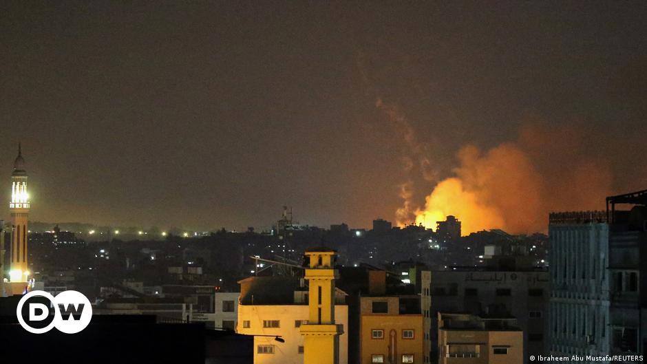 Israel-Gaza violence: Israeli ground troops enter Gaza Strip — live updates