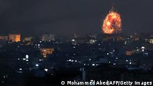 Palästina Gazastreifen | Israelischer Luftschlag auf Beit Lahia