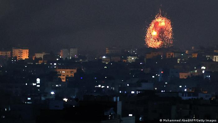 Ракетний удар Ізраїлю по північній частині Сектора Гази, 14 травня