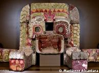 Escultura arquitetônica é destaque da mostra