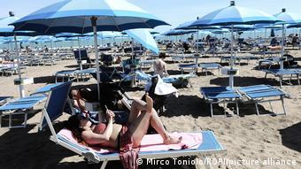 Παραλία στο Λίντο