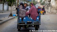 Diferentes de outros conflitos, refugiados palestinos não têm opções de fuga