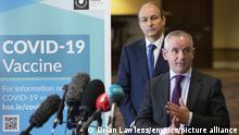 Irland Gesundheitsbehörde Health Service Executive HSE | CEO Paul Reid