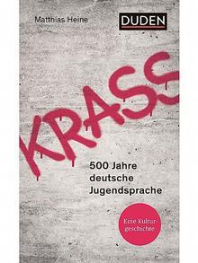 Cover of Matthias Heine's book
