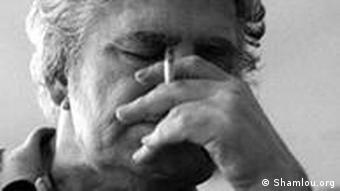 Ahmad Shamlou, iranischer Dichter