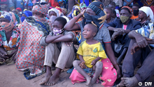 Displaced from Ntele, Montepuez.