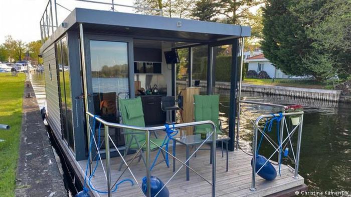 Deutschland Urlaub mit dem Hausboot