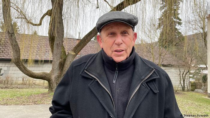 Fertörákos Franz Meisel Pfahlhausbesitzer