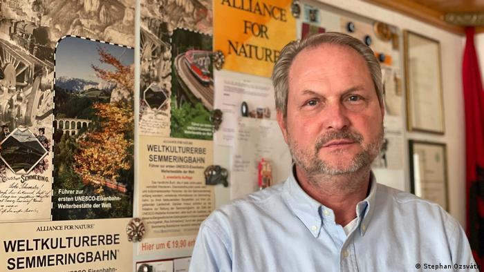 Fertörákos Christian Schuhböck Alliance for Nature Umweltschützer