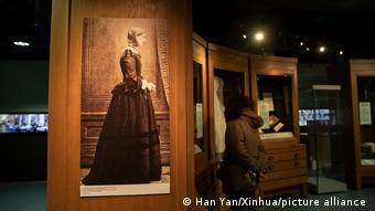 Blick in die Ausstellungsräume im Florence Nightingale Museum in London