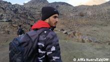Ali Virk, Pakistani YouTuber Bildquelle: DW/Afifa Nasrullah/Pakistan 2021