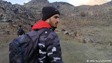 Ali Virk, a Pakistani YouTuber