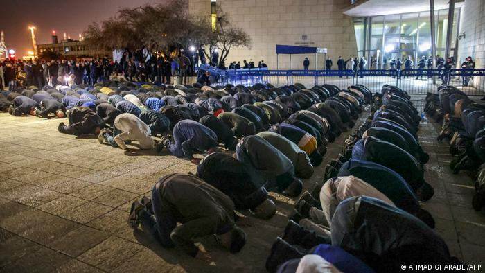 Arabische Israelis | Proteste in Haifa