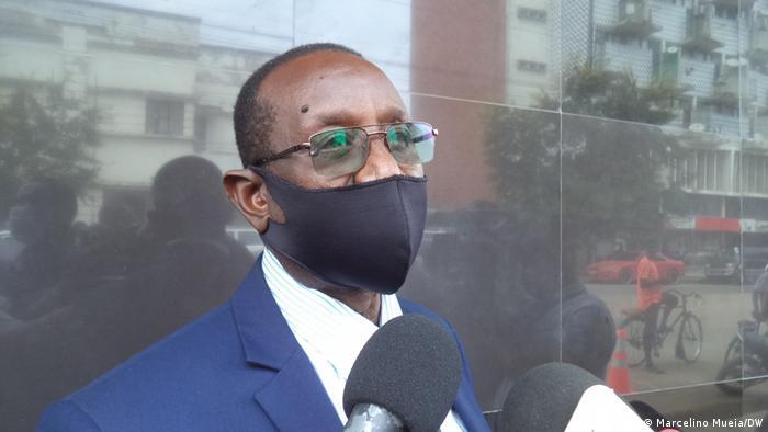 Mosambik Quelimane | José Lobo Oppositionspartei MDM
