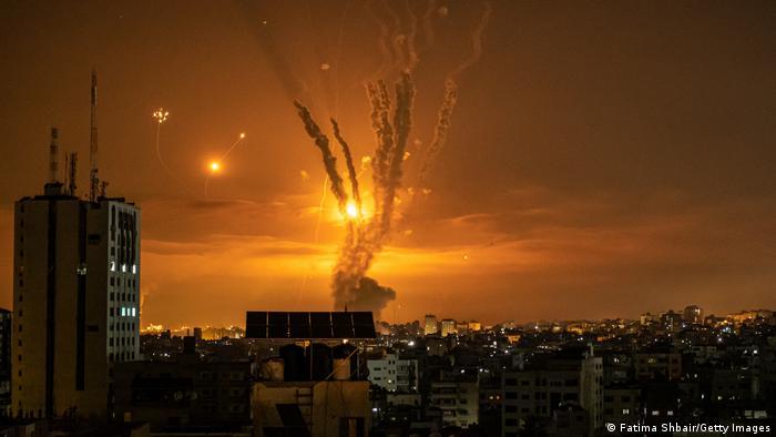 Palästina-Israel Konflikt Gaza Streifen