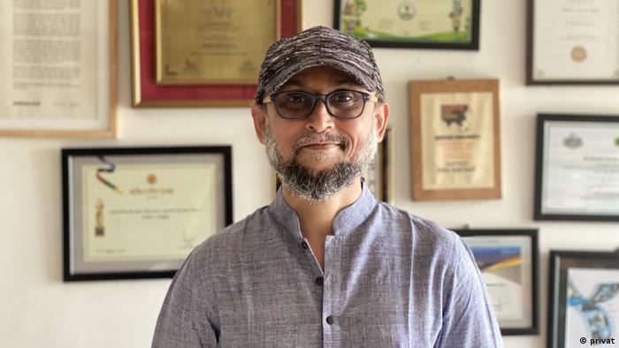 Bangladesch I Direktor Mostofa Sarwar Farooki
