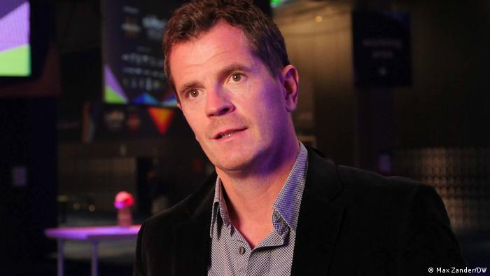 Martin Oesterdahl, direktor ESC-a 2021.