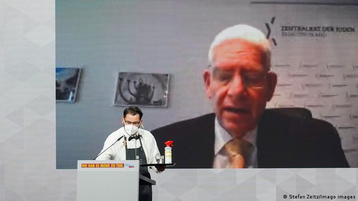 Deutschland | Berlin | Bundesparteitag der FDP Josef Schuster Zentralrat der Juden