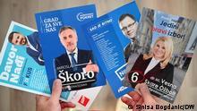 Lokalwahlen in Kroatien