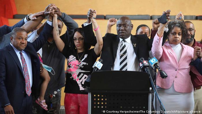 USA: Von Polizei erschossener Andre Hill: Familie bekommt zehn Millionen Dollar