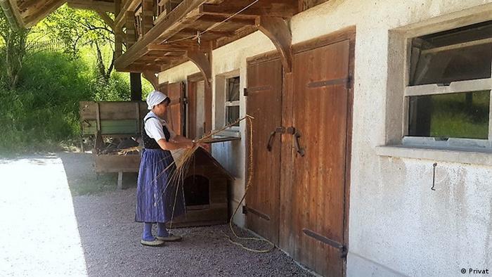 Schwarzwälder Freilichtmuseum Vogtsbauenhof (Juni 2017)