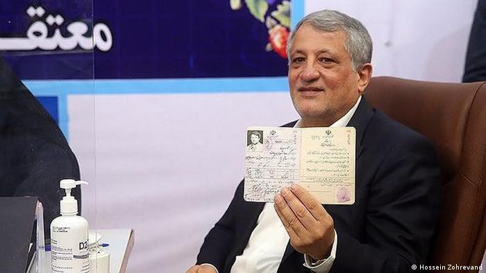 Mohsen Hashemi Iran Präsidentschaftswahl