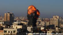 Gaza Luftangriff Israel