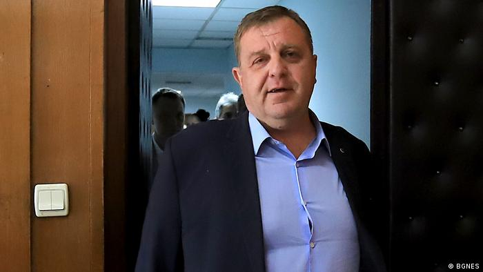 Красимир Каракачанов, лидер на ВМРО