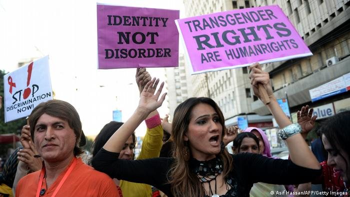 Pakistan | LGBT+ | Transgender Bewegung