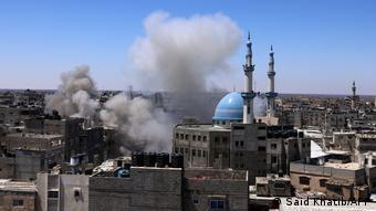 Gaza | Luftangriff in Rafah