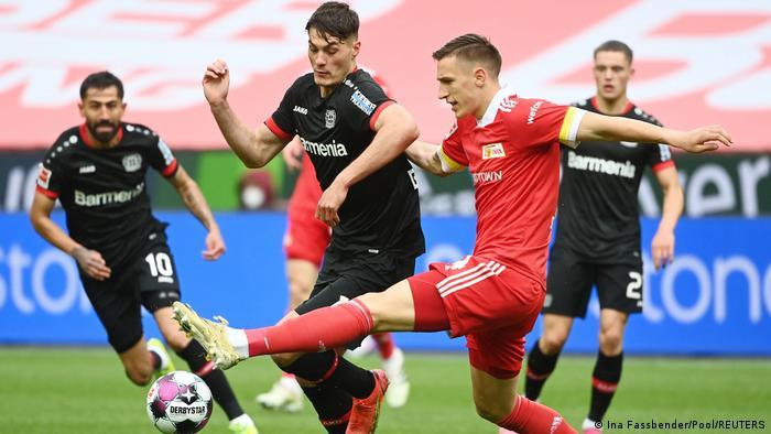 Niemiecka Liga Piłkarska 2021, Runda 33 I Bayer Leverkusen - 1. FC Union Berlin