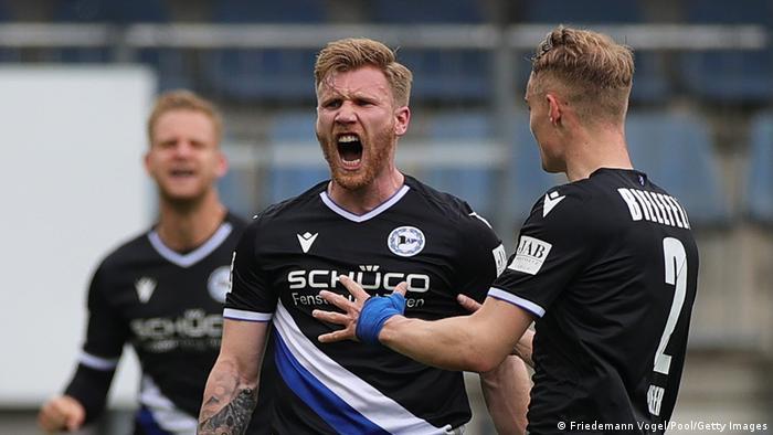 Niemiecka Liga Piłkarska 2021, Runda 33 I Arminia Bielefeld vs TSG 1899 Hoffenheim