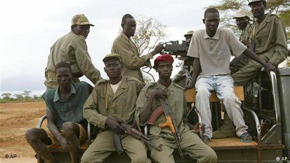Flash-Galerie Sudan People's Liberation Army