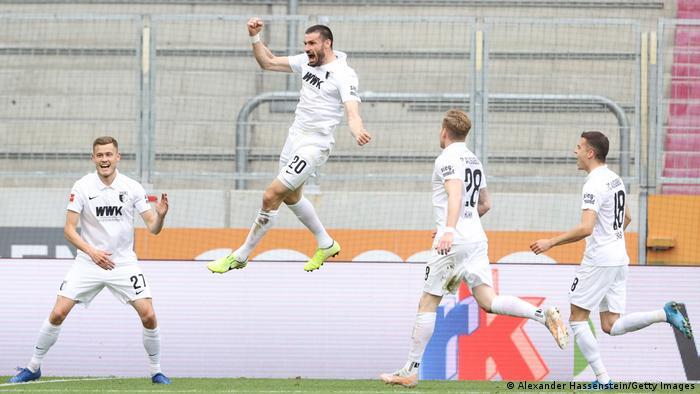 Niemiecka Liga Piłkarska 2021, Runda 33 I FC Augsburg - SV Werder Brema