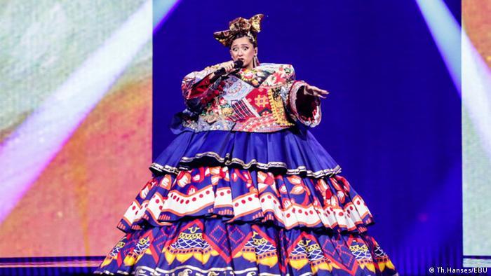 Участница Евровидения-2021 от России Манижа