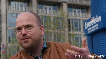Eurovision Song Contest 2021 Rotterdam l Dimitri Visch - Experte
