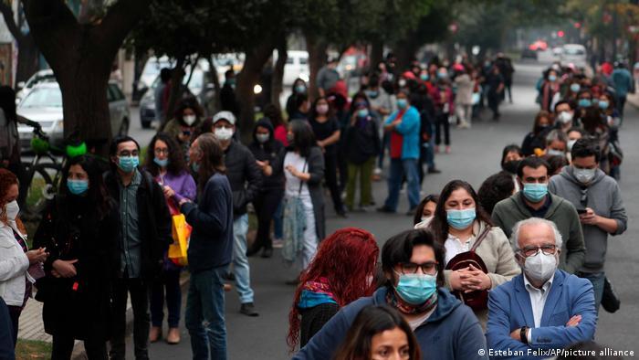 Chile Wahl zum Verfassungskonvent